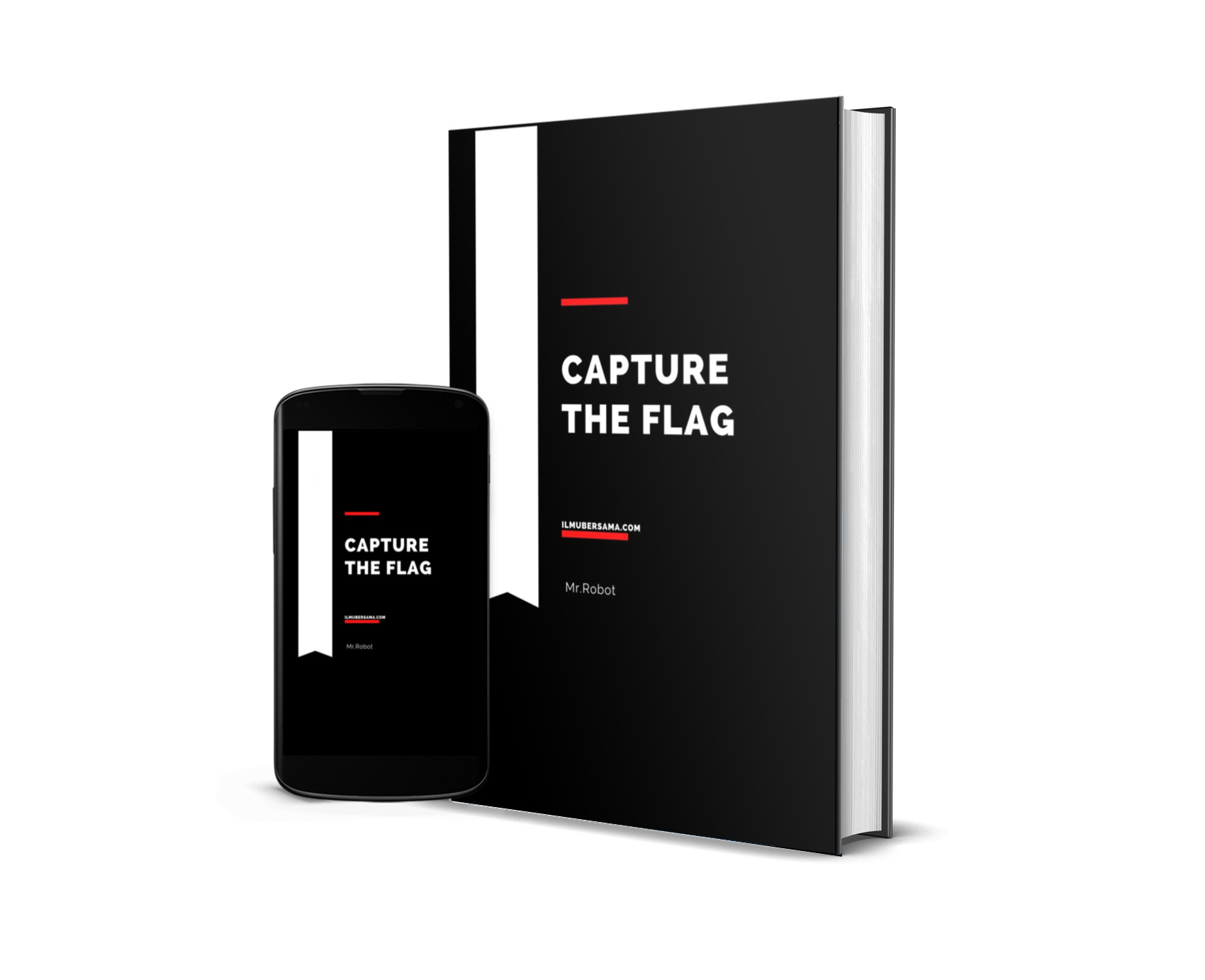 Capture The Flag – Mr.Robot